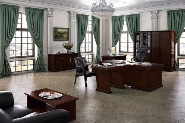 красивый кабинет руководителя фото