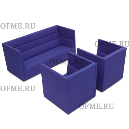 Диван Float High, Флат Хай, фабрика OFFECCT