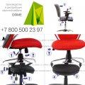 Обзор механизмов для офисных кресел для руководителя, офисных креслел для сотрудников
